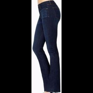 SPANX #FD2314 The Slim-X Slim Boot Jeans 25""